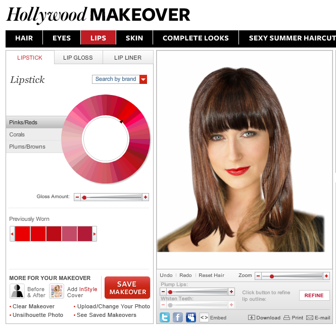 Hairstyle Virtual : Free Hairstyle Virtual Makeover with Virtual Hairstyle Softw also Free ...